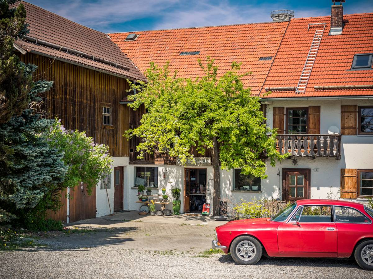 riedhof 1 Oldtimer lechrain ammersee